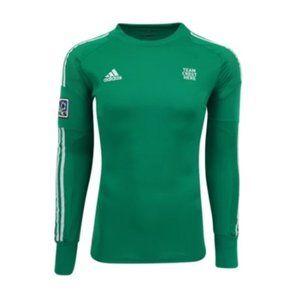 adidas Climacool MLS Soccer Long Sleeve Tee XL
